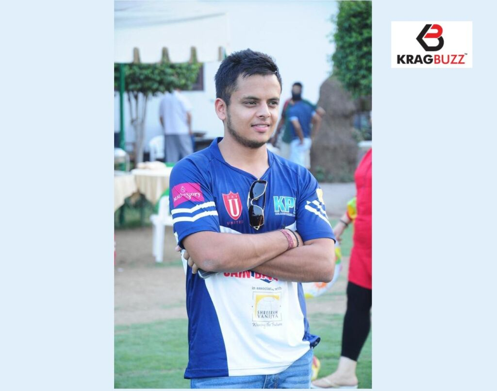 Customised Sports Clothing Brand, Kragbuzz Sports Kicks of Online Selling, Launches E-Commerce Website