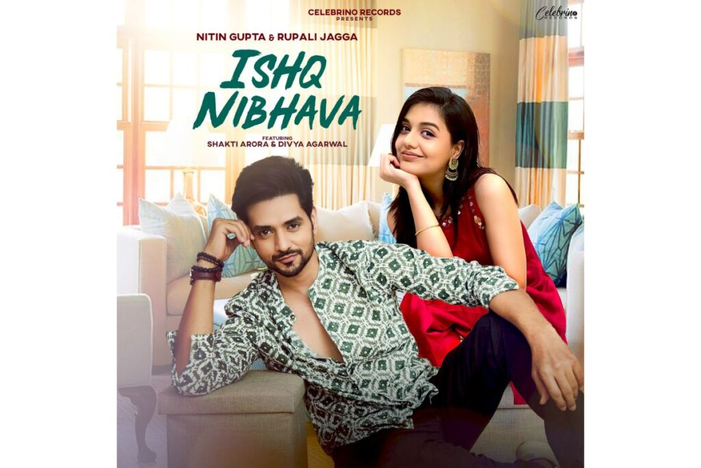 """The newest track, """"Ishq Nibhava"""" by Celebrino Records, is making everyone sway with its melody."""